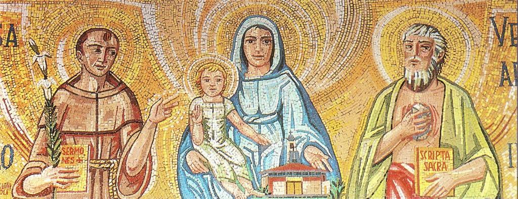 Maria madre della Chiesa Padova