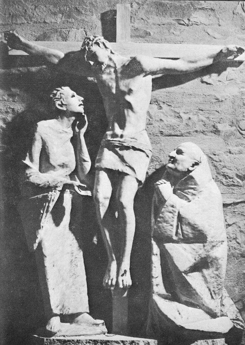 Crocifissione via Crucis
